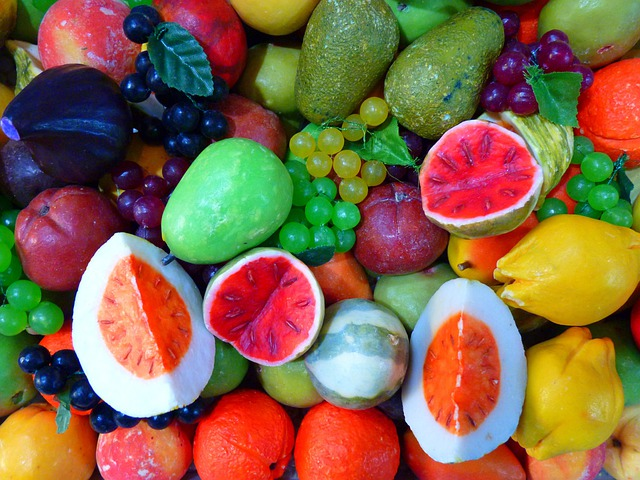 Soap, Colorful, Color, Fruit, Knallbunt, Melon, Peach