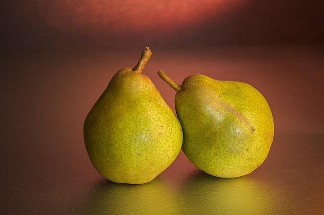 Peer, Fruit, Pears, Pear, Healthy