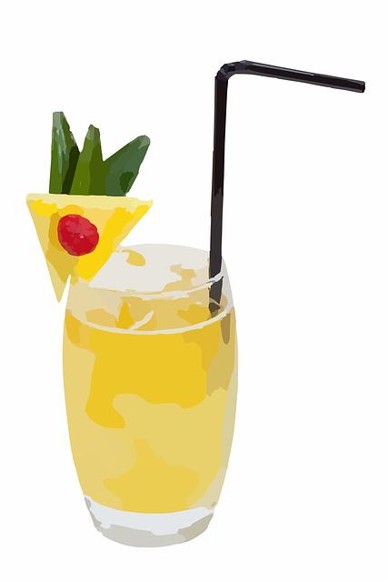 Pineapple Juice, Cocktail, Piña Colada, Fruit, Juice