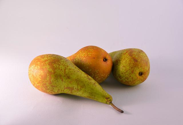 Pears, Conference Pears, Fruit, Dessert, Power, Food
