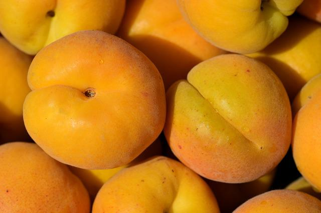Apricots, Fruit, Sweet, Delicious, Healthy, Fruits