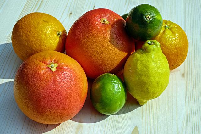 Fruit, Food, Tropical Fruits, Citrus Fruits, Fruits