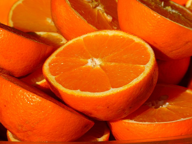 Oranges, Fruit, Vitamins, Fruits, Citrus Fruits