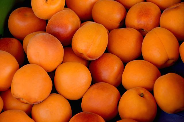 Apricots, Fruits, Delicious, Stone Fruit, Fruit