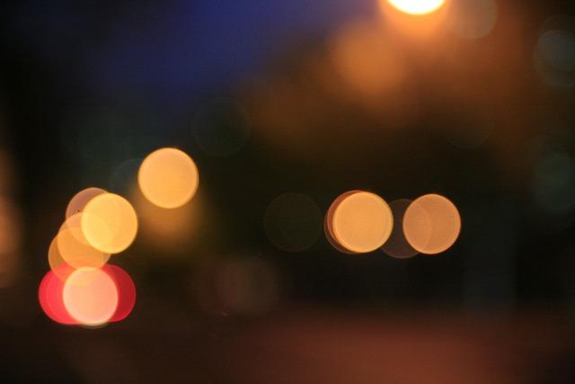 Lights, Night Scenery, Teardrop, Frustration, This Star