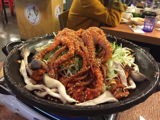 Fry A Surname, Food, Korea National Food