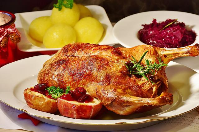 Duck, Roast Duck, Roasted Duck, Kitchen, Fry, Barbecue