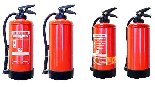 Petrol, Equipment, Fire Extinguisher, Fuel, Container