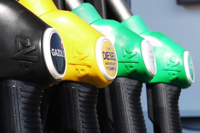 Gasoline, Diesel, Petrol, Gas, Fuel, Oil, Industry