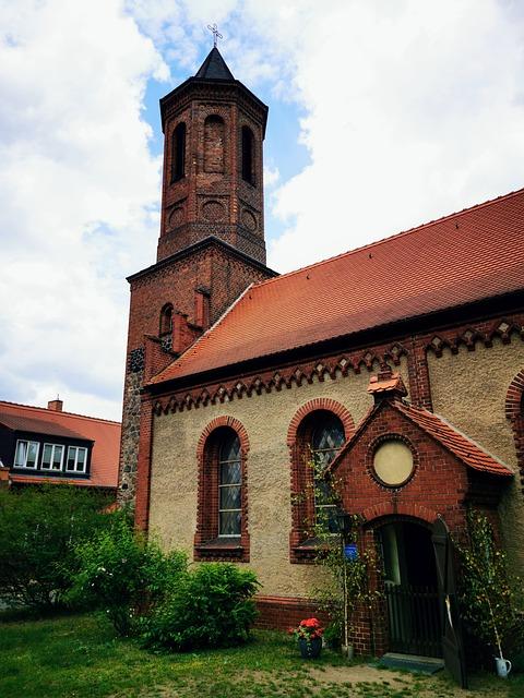 Village Church, Fürstlich Drehna, Luckau