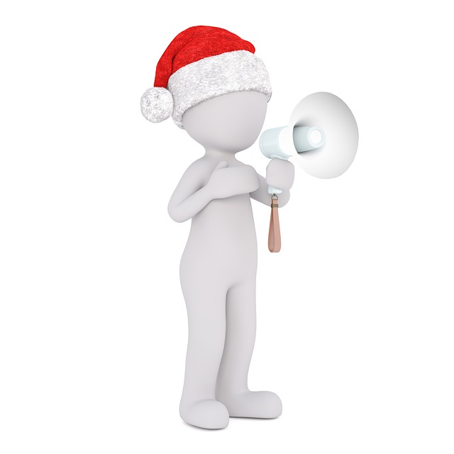 White Male, 3d Model, Full Body, 3d Santa Hat