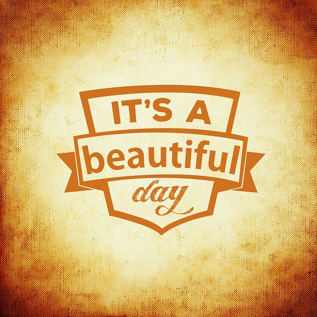 Beautiful Day, Cheerful, Munter, Full Of Life, Happy