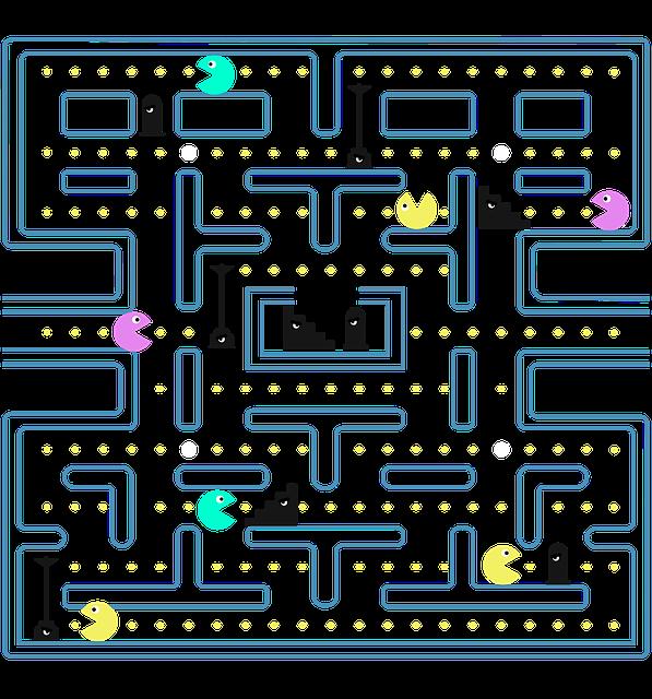 Pacman, Game, Videogame, Nintendo, Entertainment, Fun