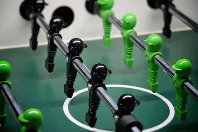 Table Football, Game, Fun, Free Time, Sport