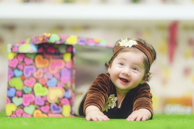 Child, Little, Fun, Cute, Girl