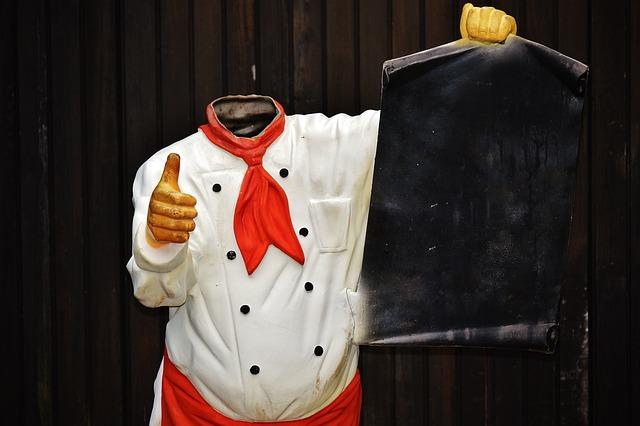 Headless, Cooking, Fig, Funny, Fun, Board