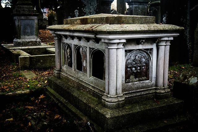 Glasnevin, Dublin, Ireland, Cemetery, Celtic, Funeral