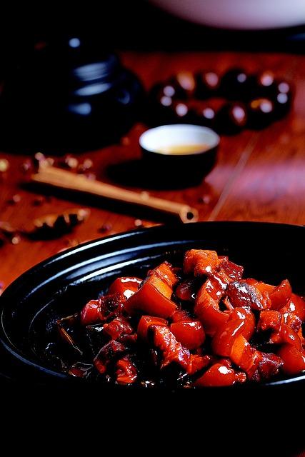 Chinese, Pork, Fungus