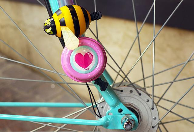 Bike Bell, Bell, Bicycle Accessories, Bimmeln, Funny