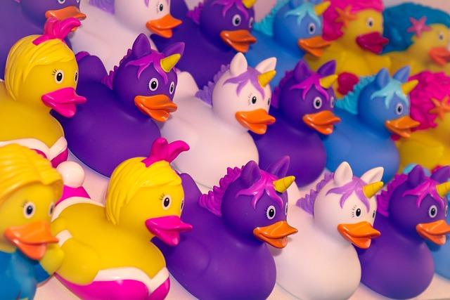 Duck, Bath Duck, Squeak Duck, Rubber Duck, Funny
