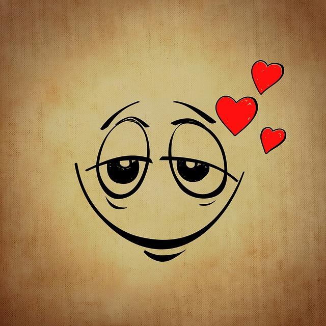 Smiley, Emoticon, Love, Funny