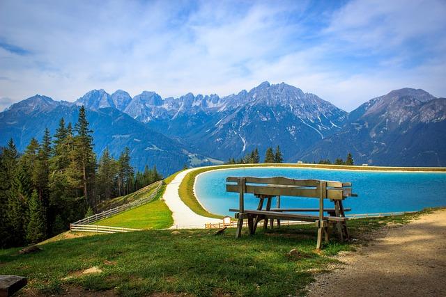 Mountain, Nature, Landscape, Travel, Wood, Fuplmes