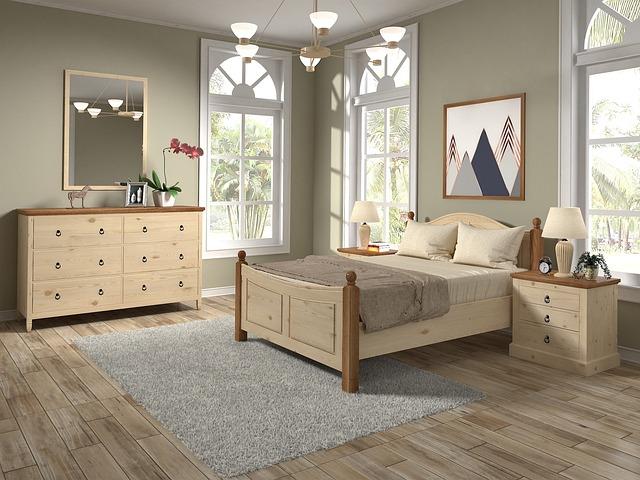 Furniture, Bed
