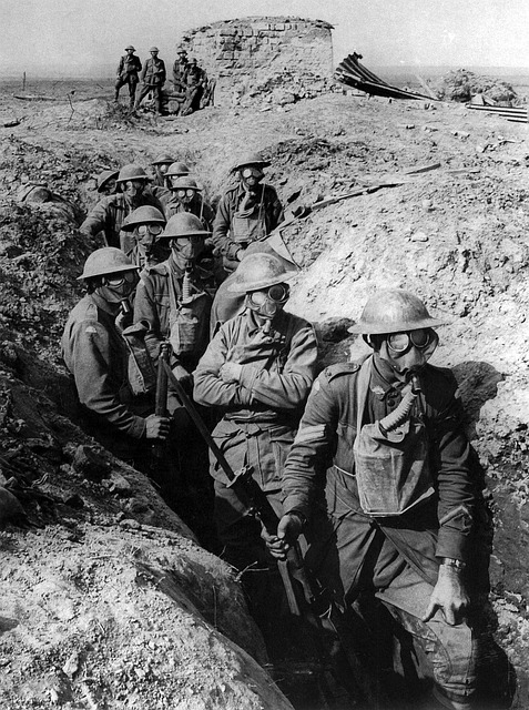 Infantry, Trench, Ground Forces, Fusstruppe, Troops