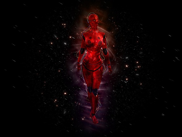 Android, Science Fiction, Cyborg, Futuristic, Character