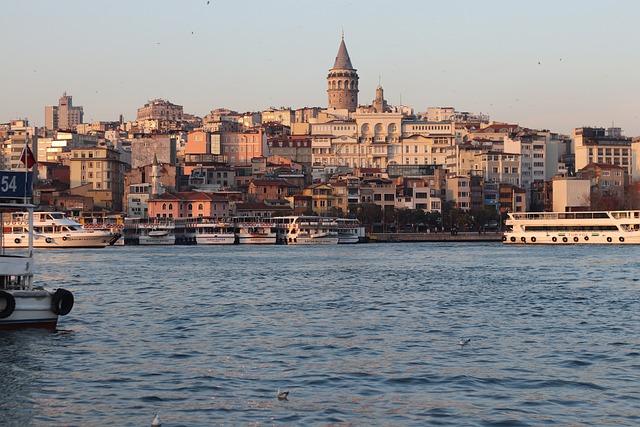 Galata, Istanbul, Estuary, Marine, Galata Tower, Turkey