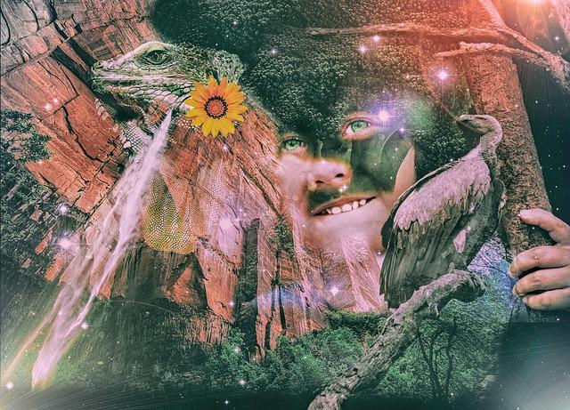 Nature, Double Ex Pore, Fantasy, Galaxy