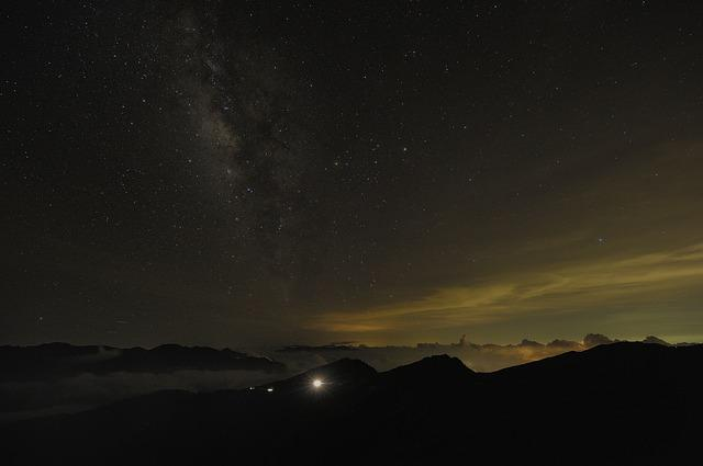 Galaxy, Mt, Wuling
