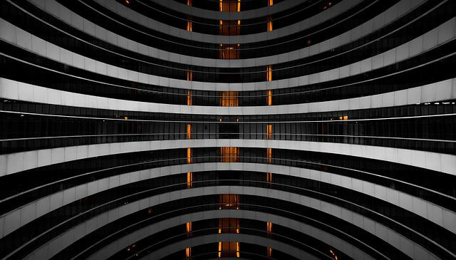 Galaxy Soho, Building, Architecture, Modern, House