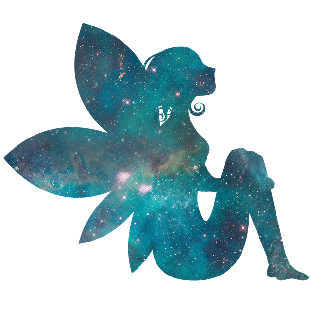 Fairy, Galaxy, Fairy Galaxy, Star, Space, Magic, Sky