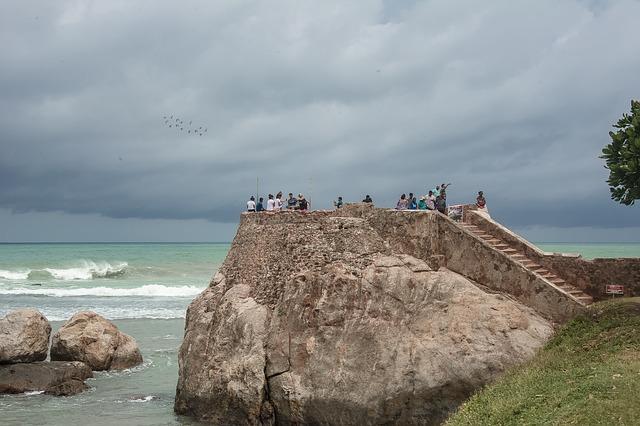 Galle, Galle Fort, Southern Sri Lanka, Sri Lanka