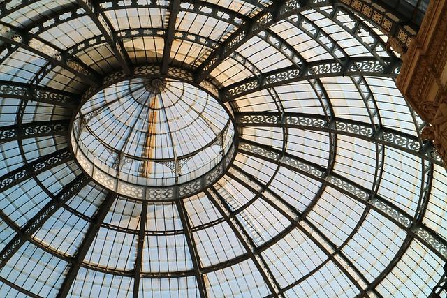 Galleria Vittorio Emanuele Ii, Milan, Italy, Europe