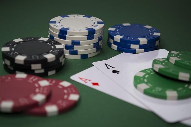 Poker, Casino, Gambling, Gamble, Blackjack, Chip, Risk
