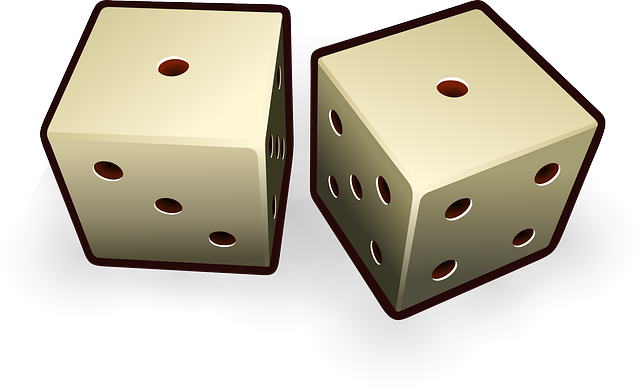 Dice, Die, Probability, Fortune, Luck, Game, Gambling