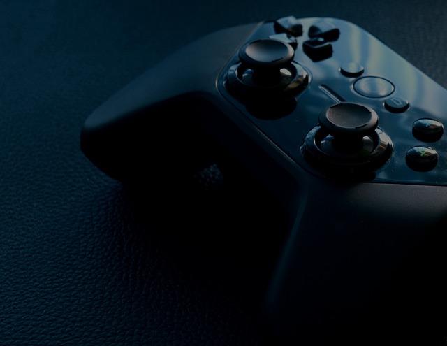 Gamepad, Video Game Controller, Game Controller