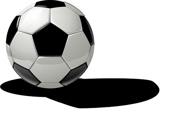 Football, Ball, Soccer, Sports, Game, Play, Black