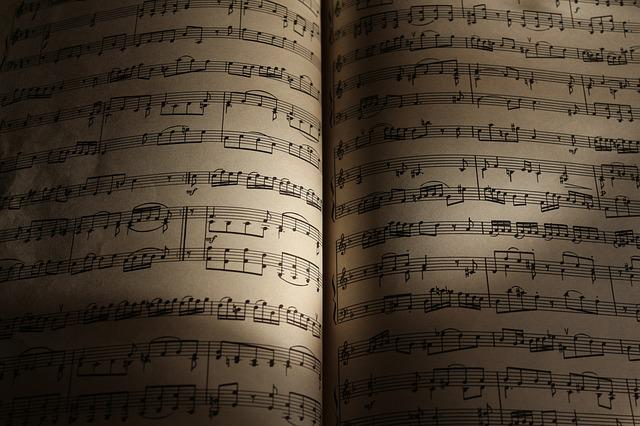 Sheet Music, Book, Game, Play, Books, Art, Music, Paper
