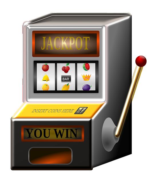 Casino, Gambling, Game, Slot Machine