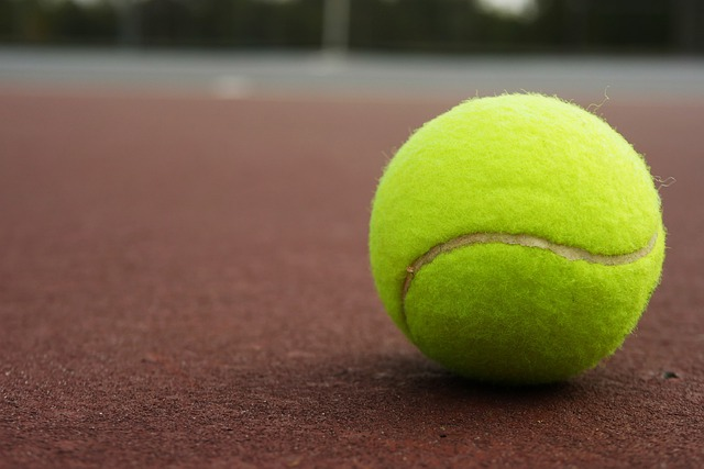 Tennis Ball, Ball, Sport, Tennis, Game, Sports