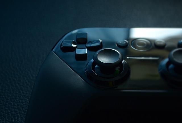 Game Controller, Joystick, Joypad, Gamepad, Controller