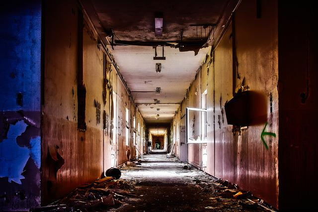 Lost Places, Floor, Gang, Abandoned Places, Pforphoto