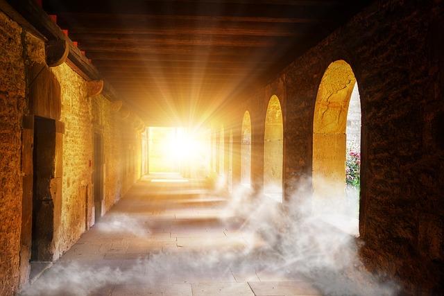 Window, Opening, Sun, Light, Enlightenment, Away, Gang