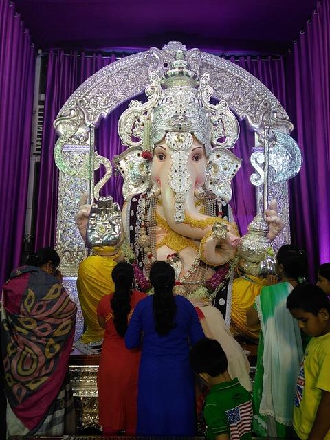 Ganpati, Ganesh, God, Pune, Gajanan, Bappa, Maharashtra