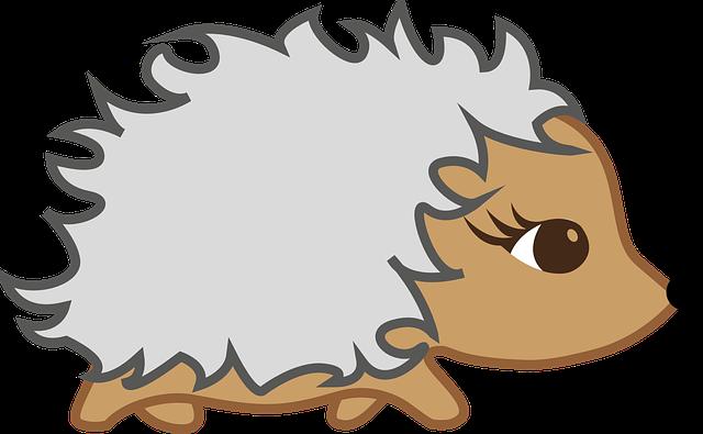 Hedgehog, Autumn, Hibernation, Animal, Rodent, Garden