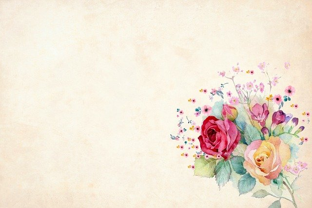 Flower, Floral, Background, Border, Garden Frame