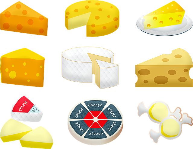 Cheese, Fromage, Elegant, Home, Quaint, Garden, French